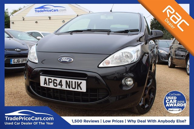 View our 2015 64 FORD KA 1.2 GRAND PRIX 3d 69 BHP