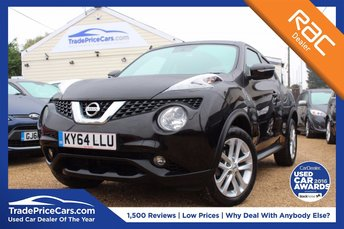 2014 Nissan Juke Acenta Premium DCI 9163
