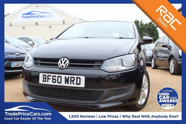 View our 2010 60 VOLKSWAGEN POLO 1.4 SE 3d 85 BHP