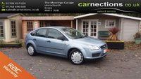 USED 2005 54 FORD FOCUS 1.6 LX 5d 100 BHP
