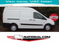 2008 CITROEN DISPATCH 1.6 1200 L2 H2 HDI 90 BHP (long wheel base and high roof) £5250.00