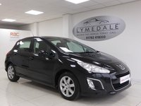 USED 2012 62 PEUGEOT 308 1.6 HDI ACTIVE 5d 92 BHP £20 Road Tax, MOT Until 13.9.2018, Up To 74.3 MPG