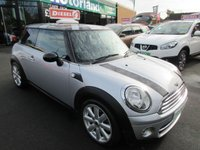 USED 2009 MINI HATCH COOPER 1.6 COOPER D 3d 108 BHP JUST ARRIVED PLEASE CALL 01543 379066
