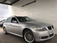 USED 2009 09 BMW 3 SERIES 3.0 325D SE TOURING 5d AUTO 195 BHP