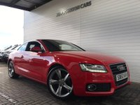 USED 2011 60 AUDI A5 2.0 TDI S LINE SPECIAL EDITION 2d 168 BHP