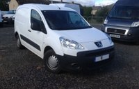 USED 2011 PEUGEOT PARTNER 1.6HDI 11 PLATE **REDUCED**