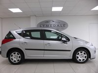 USED 2010 60 PEUGEOT 207 1.6 HDI SW S 5d 92 BHP MOT Until 20.9.2018, £20 Road Tax, Up To 76.4 MPG