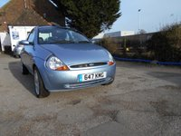 USED 2006 FORD KA 1.3 COLLECTION 3d 69 BHP 12,00O MILES YES 12,000 MILES FULL FORD HISTORY