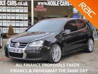 2006 VOLKSWAGEN GOLF 3.2 R32 DSG 3d AUTO 250 BHP £6995.00