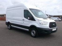 USED 2015 FORD TRANSIT 350 LWB L3H3 (125PS)