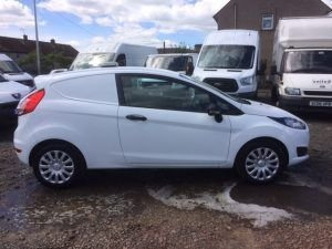 View our FORD FIESTA VAN