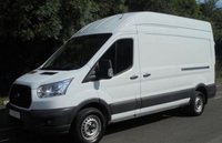 USED 2014 FORD TRANSIT 350 LWB L3 H3 (NEW STYLE)