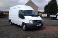 USED 2010 FORD TRANSIT 350 LWB 2.4 115PS