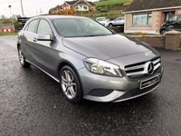 2014 MERCEDES-BENZ A CLASS A180 CDI DIESEL BLUEEFFICIENCY SPORT  £13495.00