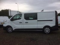 USED 2015 65 RENAULT TRAFIC 1.6 BUSINESS 115 BHP