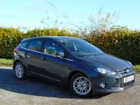 USED 2013 13 FORD FOCUS 1.6 TITANIUM ECONETIC TDCI 5dr ECONMICAL 76.4 average MPG*£20 ROAD TAX