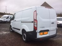 USED 2015 65 FORD TRANSIT CUSTOM 290 SWB Low roof van