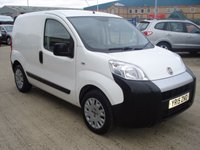USED 2015 15 FIAT FIORINO 1.2 16V MULTIJET 1d 75 BHP -- NO VAT TO PAY --