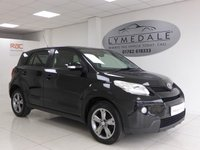USED 2011 61 TOYOTA URBAN CRUISER 1.4 D-4D 5d 89 BHP Full Dealer History, MOT 23.11.18, Leather Upholstery
