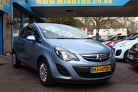 2014 VAUXHALL CORSA 1.2 S AC 3dr 83 BHP £SOLD