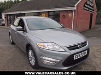 USED 2012 62 FORD MONDEO 2.0 ZETEC TDCI 5 dr FULL SERVICE HISTORY /  LOW MILEAGE