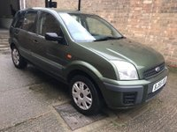 2006 FORD FUSION 1.4 STYLE 5d 80 BHP £1800.00