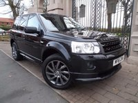 USED 2011 61 LAND ROVER FREELANDER 2.2 SD4 SPORT LE 5d AUTO 190 BHP *** FINANCE & PART EXCHANGE WELCOME *** SAT/NAV BLUETOOTH PHONE FULL LEATHER HEATED SEATS AIR/CON CRUISE CONTROL, FRONT & REAR PARKING SENSORS