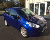 USED 2013 63 FORD B-MAX 1.6 TITANIUM AUTOMATIC THIS VEHICLE IS AT SITE 1 - TO VIEW CALL US ON 01903 892224