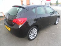 USED 2010 10 VAUXHALL ASTRA 1.4 EXCLUSIV 5d 138 BHP