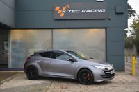 USED 2010 10 RENAULT MEGANE 2.0 RENAULTSPORT CUP 3d 247 BHP FULL LEATHER INTERIOR WITH RECARO SEATS, CUP CHASSIS, 265 TINTED HEADLIGHTS, RENAULT SPORT MONITOR, PERFORMANCE EXHAUST