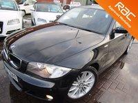 USED 2008 57 BMW 1 SERIES 2.0 118D M SPORT 5d 141 BHP FULL BMW SERVICE HISTORY