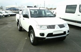 View our MITSUBISHI L200 SWB