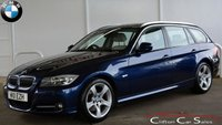 USED 2011 11 BMW 3 SERIES 318d EXCLUSIVE EDITION TOURING 5 DOOR 6-SPEED 141 BHP Finance? No deposit required and decision in minutes.