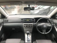 USED 2006 56 TOYOTA COROLLA 1.6 T3 COLOUR COLLECTION VVT-I 5d AUTO 109 BHP