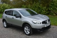 2013 NISSAN QASHQAI+2 1.6 VISIA IS PLUS 2 DCIS/S 5d 130 BHP £7995.00