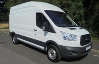 USED 2014 64 FORD TRANSIT 350 LWB L3H3(125PS)NEW MODEL