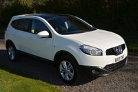 2013 NISSAN QASHQAI+2 1.6 ACENTA IS PLUS 2 DCIS/S 5d 130 BHP £7995.00