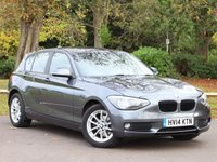 USED 2014 14 BMW 1 SERIES 1.6 116I SE 5d 135 BHP £199 PCM With £1129 Deposit