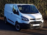 USED 2015 65 FORD TRANSIT CUSTOM 290 L1 H1 100PS