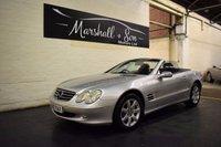 2003 MERCEDES-BENZ SL 5.0 SL500 2d AUTO 306 BHP £7500.00