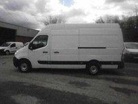2014 VAUXHALL MOVANO MWB L2H3 CDTI 1d 123 BHP £8895.00
