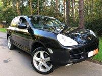 2005 PORSCHE CAYENNE 3.2 V6 TIPTRONIC 5d AUTO 250 BHP £6995.00