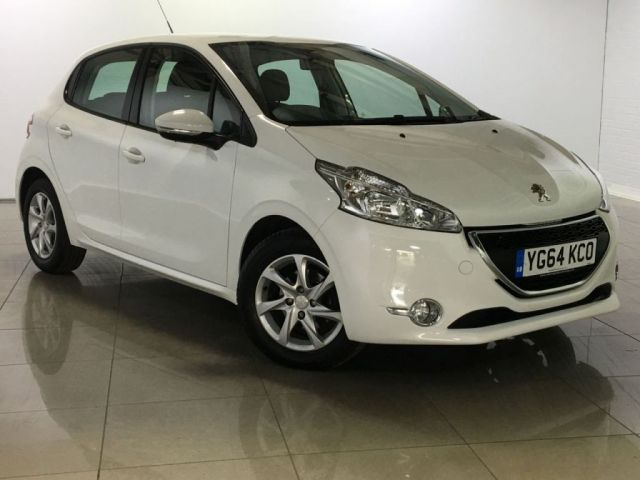 View our 2014 64 PEUGEOT 208 1.2 ACTIVE 5d 82 BHP