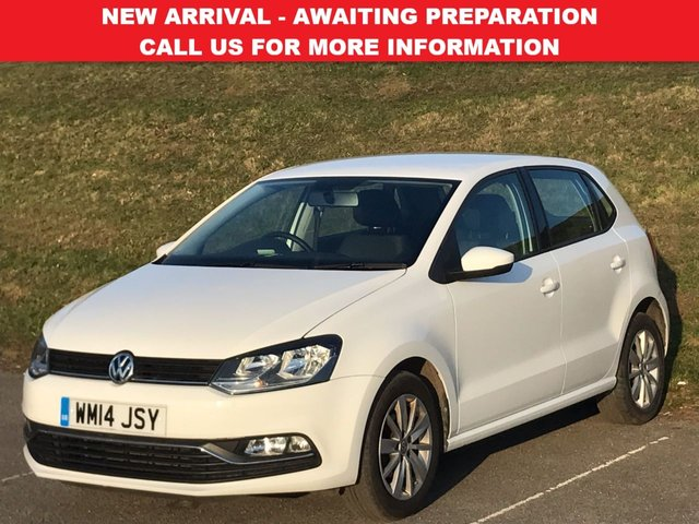 View our 2014 14 VOLKSWAGEN POLO 1.0 SE 5d 60 BHP