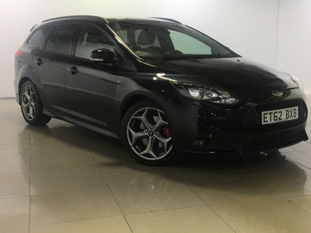 View our 2013 62 FORD FOCUS 2.0 ST-3 5d 247 BHP