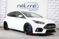 USED 2016 16 FORD FOCUS 2.3 EcoBoost RS (AWD) 5dr (start/stop) Lux,Shell Seats,SAT NAV,Forged