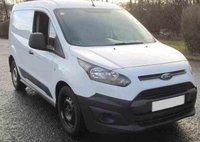 USED 2015 15 FORD TRANSIT CONNECT 200 Swb low roof 1.6 75 BHP PANEL VAN
