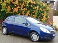 USED 2009 09 VAUXHALL CORSA 1.2 SWB CDTI 1d  **NO VAT TO PAY**LOW MILEAGE**