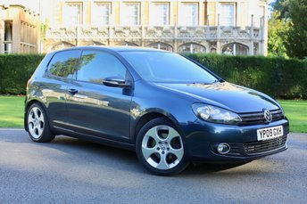2009 VOLKSWAGEN GOLF 2.0 GT TDI 3d 138 BHP £4990.00