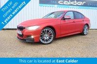 USED 2013 13 BMW 3 SERIES 3.0 330D XDRIVE M SPORT 4d AUTO 255 BHP